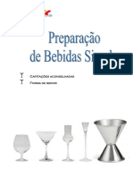 Preparaçao de Bebidas Simples