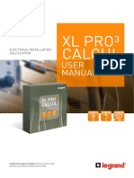 XLProCalcul User Manual Eng