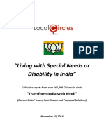 Making Living With Special Needs Easier Collective Inputs of 165,000 Citizens to Government.compressed