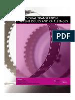Bécart, Merola y López-Campos 2017 Audiovisual Translation - Current Iss...