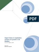 Memoire-Supervision Et Régulation