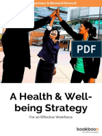 A Health and Well Being Strategy