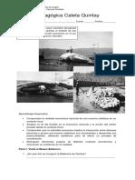Guía Salida Padagógica Caleta Quintay