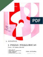 5 piezas folcloricas