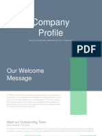 Company Profile by Louis Twelve