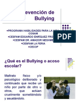 Bullying Excelente y Final
