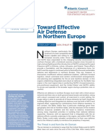 Toward Effective Air Defense in Northern Europe