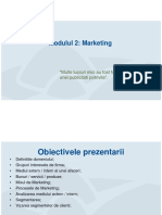 Modulul 2 Marketing