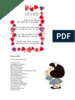 Poemas a La No Violencia