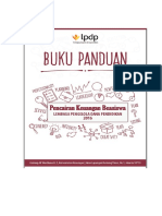 Buku Panduan Pencairan Keuangan Ver 3.1 Tanggal 14 Sept