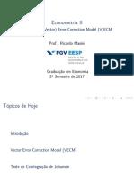Lecture 12 - VECM.pdf
