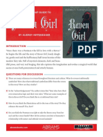 Raven Girl Reading Group Guide