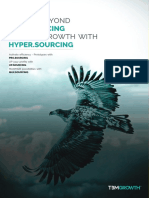TBM OUTSOURCE CAPABILITY DOCUMENT 2018