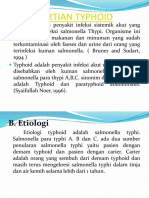 ppt typoid