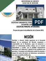 Presentación Disciplina Principal Integradora Octubre 2016