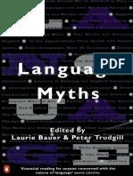 162642089 Bauer L Trughill P 1998 Language Myths