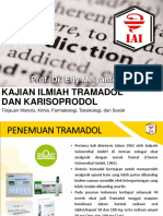KAJIAN ILMIAH TRAMADOL & CARISOPRODOL.pptx