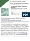 The European Legacy Volume 1 Issue 1 1996 [Doi 10.1080%2F10848779608579421] Herrero, Montserrat -- The State in the New International Order