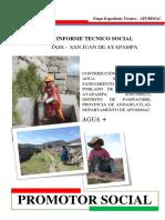 Diagnostico Social - Saneamiento Basico Rural