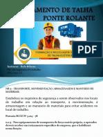 TREINAMENTO DE TALHA.pptx