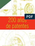 Libro 200 años de patentes