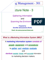 Mkt_501_-_Lecture_3