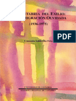 La Cantabria Del Exilio_ Una Emigraci__n Olvidada _1936-1975