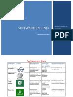 10 Software en Linea