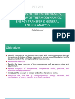 Chapter 1 - Concept of Thermodynamics