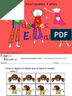 Cuadernillo 40 Actividades Eduación Preescolar 4 Años
