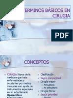 Terminos Básicos en Cirugia-2