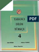 Yabanci.dilim.turkce.4