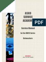 ASKO D1776 Service Info 953