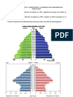 Práctica Pirámide de Población