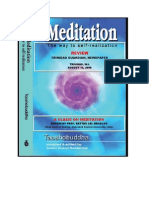 Meditation the Way to Self Realization Reviewed