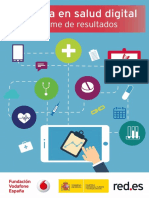 Informe Big Data en Salud Digital
