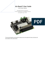GoGo Board 5 User Guide