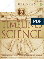 DK - Smithsonian - Timelines of Science, The Ultimate Visual Guide