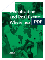 Globalization and Real Estate