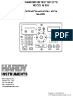 Hi803 Manual