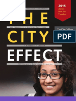 The City Effect