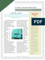 N200 11000 HP Motor Analysis