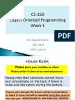 CS-150_OOP_Week_1
