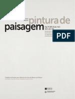 Pintura de paisagem em Portugal no século XX
