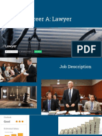 career a  lawyer