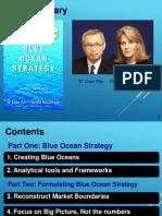 Book Summary Blue Ocean