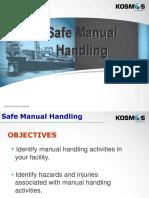 Safe Manual Handling Qatar