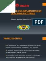Analisis de Una Implementacion Lean Manufacturing - Angelica Alvarez Tipo