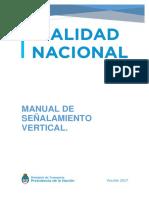 Manual Señalamiento Vertical - Vialidad Nacional.pdf