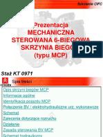 C4 Skrzynia MCP